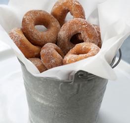 Best breakfast donuts in Napa