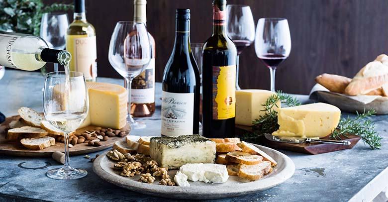 Wine-food-pairings